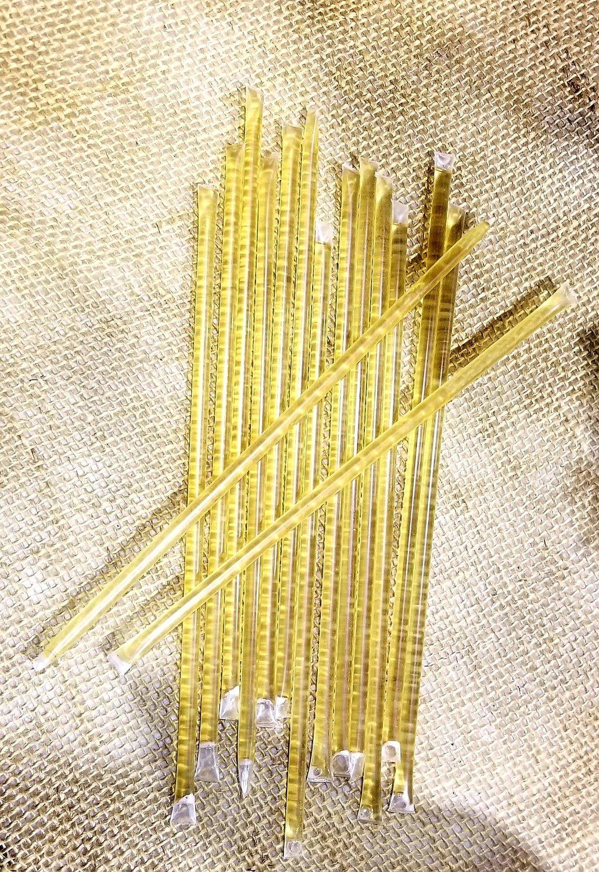 20 Raw Honey Sticks