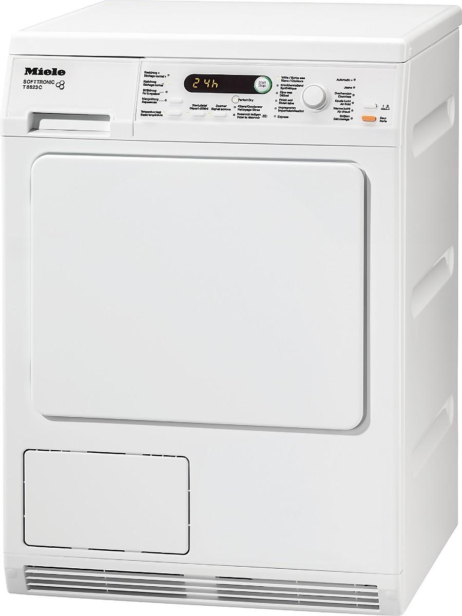 Miele T 8823 C LW ELECTR. 7 kg - Condensatie