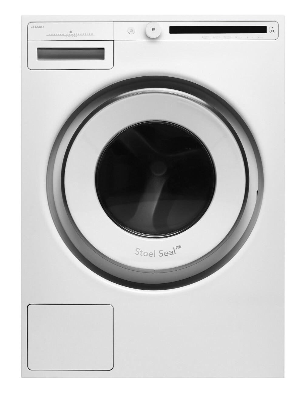 Asko W2086C.W  Wasmachine 8 Kg - 1600 T/m