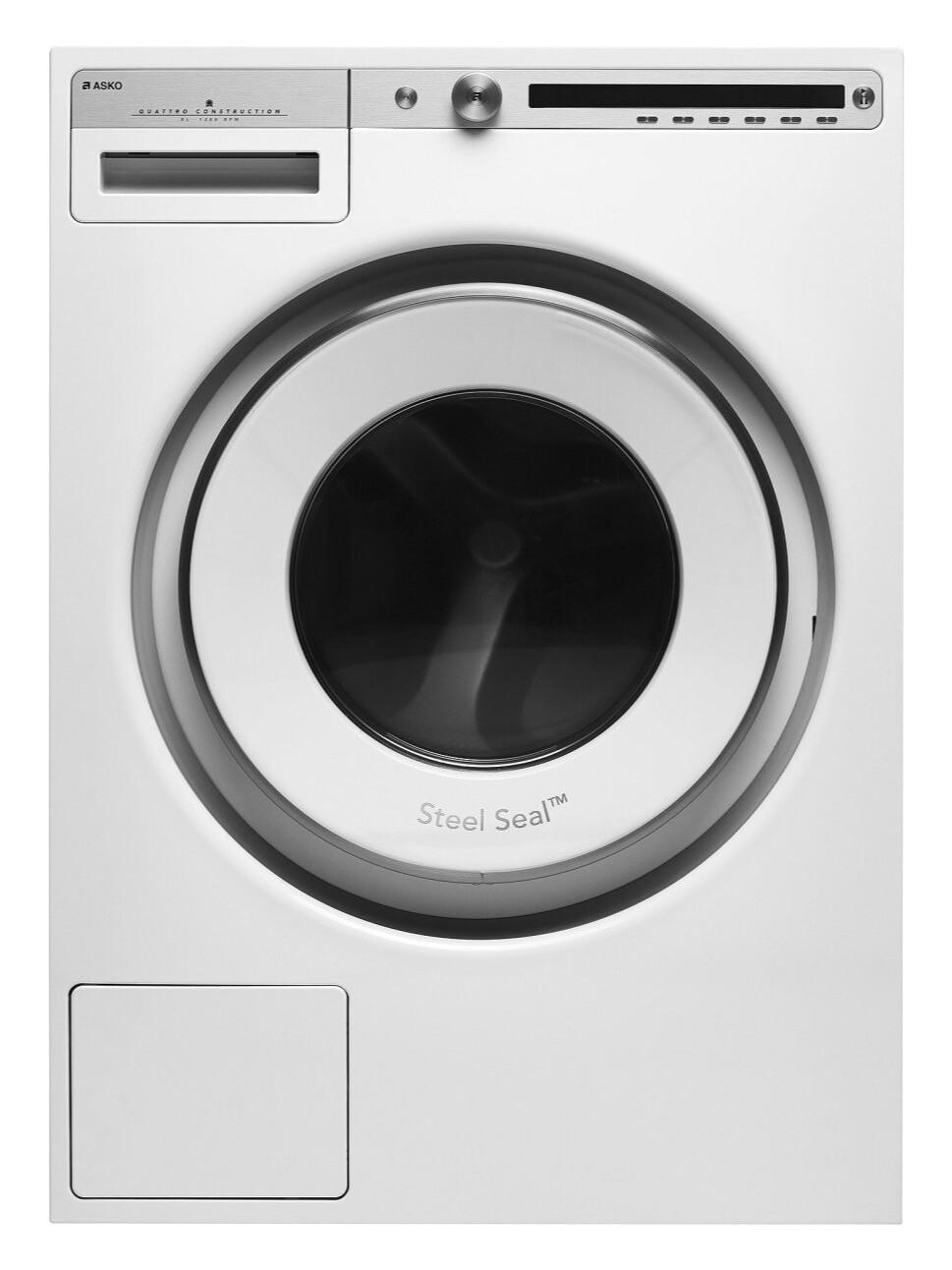 Asko W4114C.W  Wasmachine 11 Kg - 1400 T/m