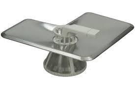 Filter Miele vaatwasser , Microfilter en metalen zeef