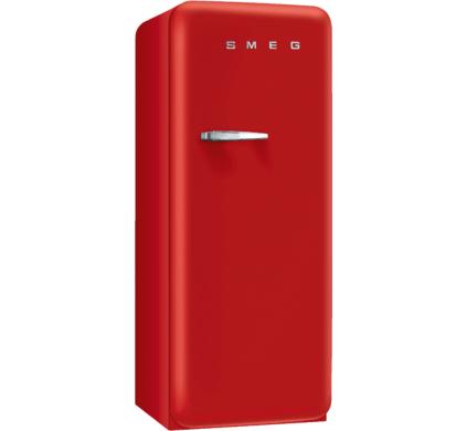 Retro koelkast Smeg - FAB28RR1 - rood
