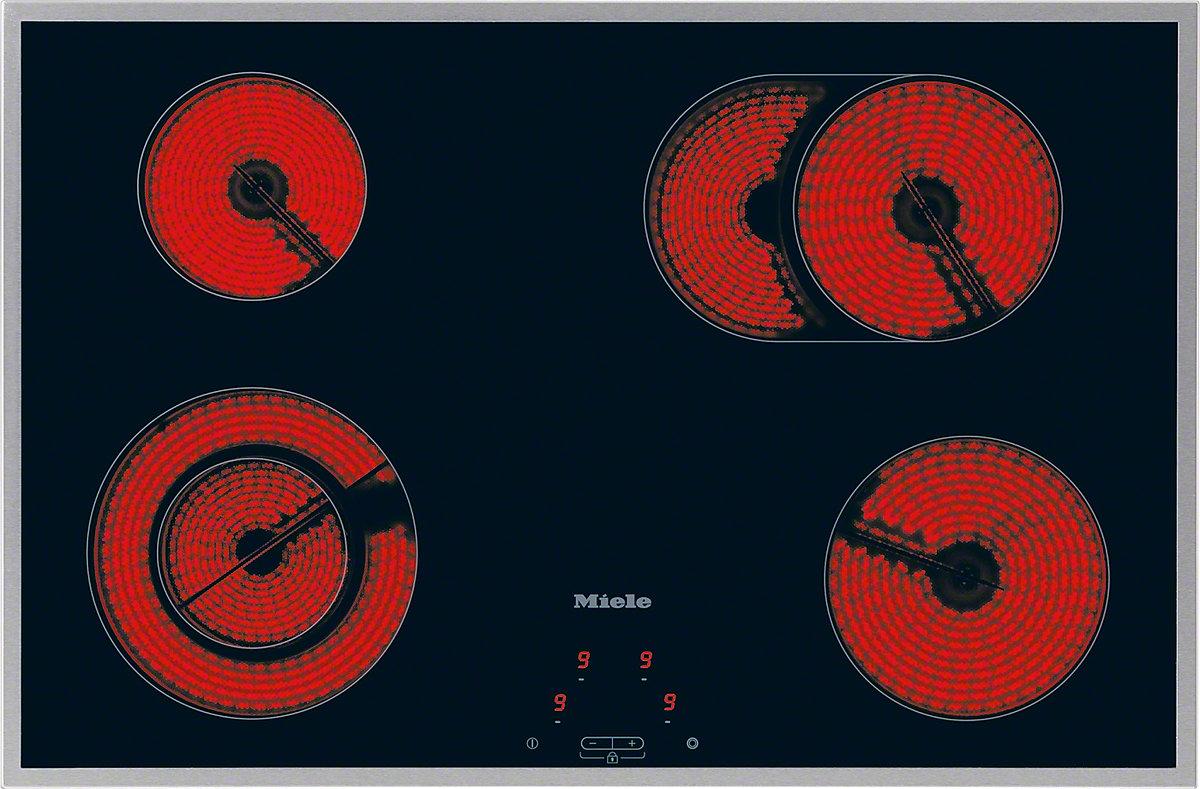 Miele - KM 5607 - 75 CM Vitrokeramische kookplaat