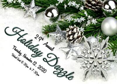 29th Annual Holiday Dazzle Registration