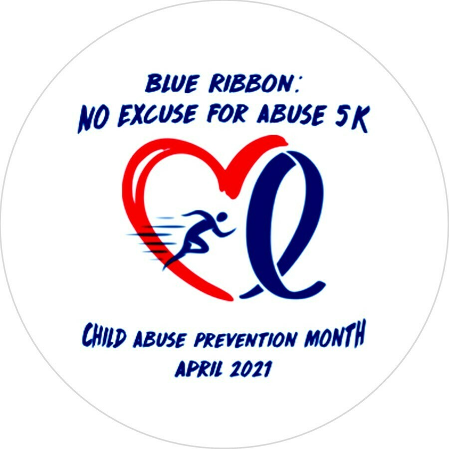No Excuse for Abuse Blue Ribbon 5K Registration