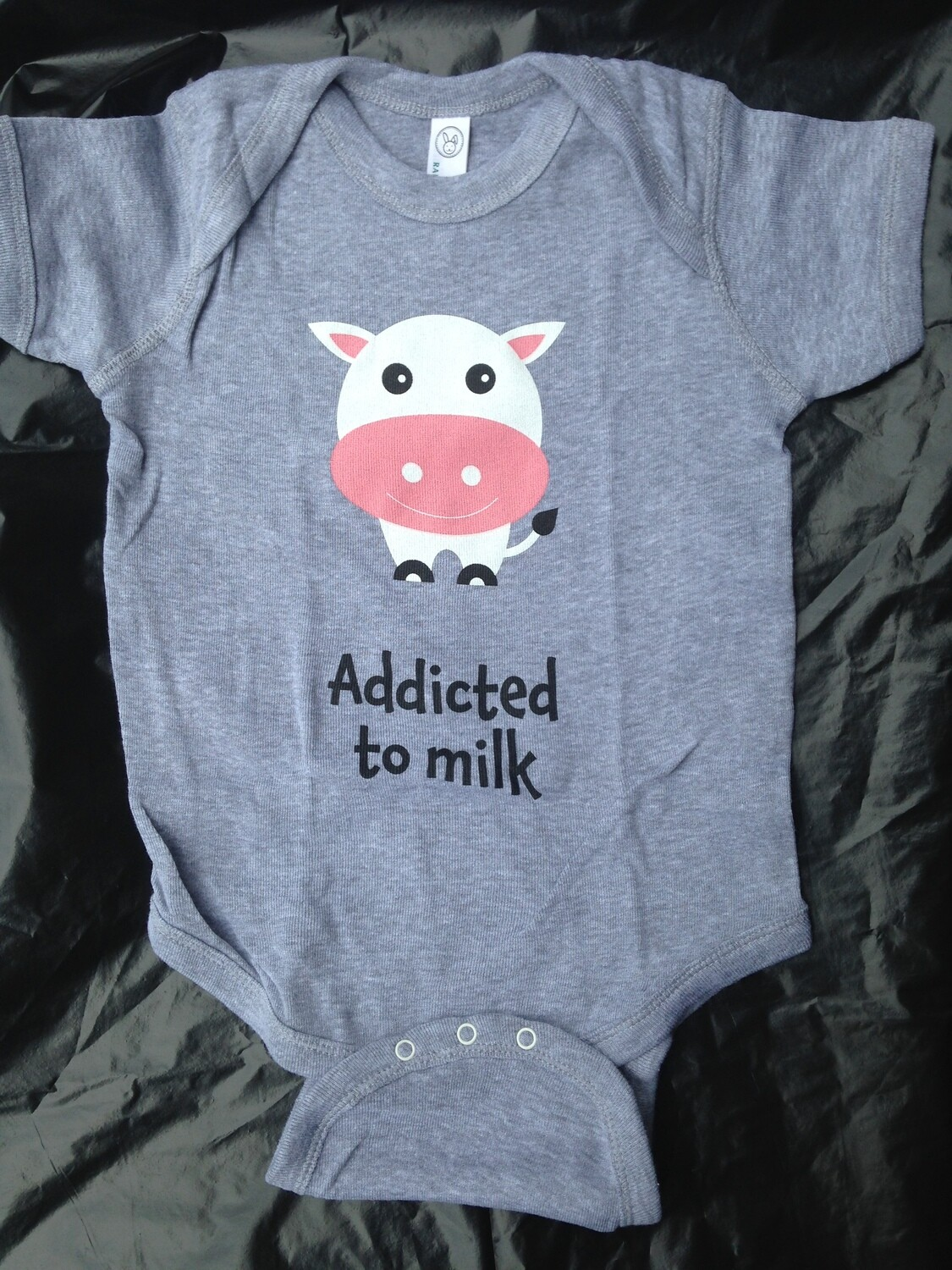 Addicted to Milk Onesie