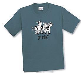 Illustrated Cows Got Milk