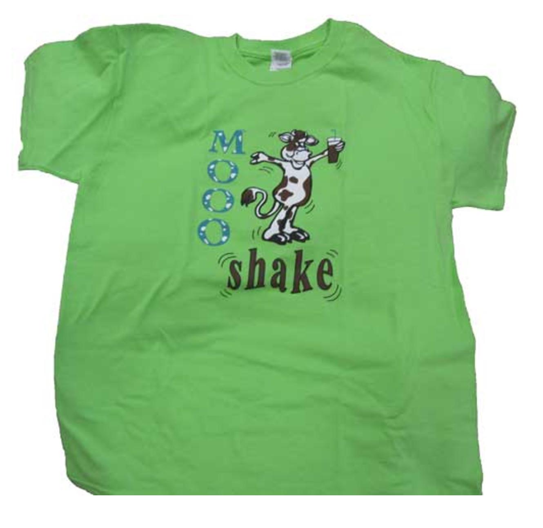Moo Shake T-shirt