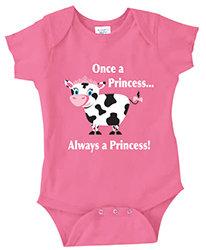 Once a Princess Onesie
