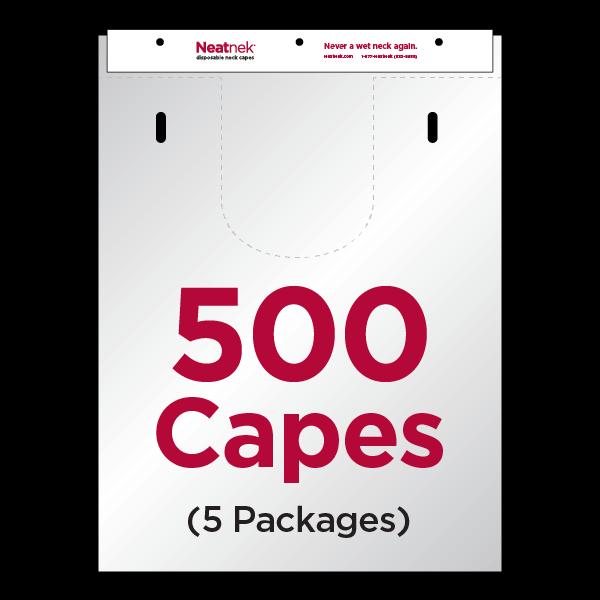 500 Capes