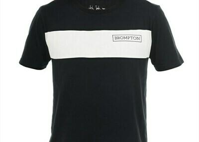 Brompton T-Shirt Black