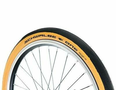 Schwalbe One Tan Wall