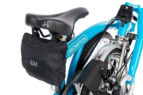 Brompton - Bolsa posterior con funda de transporte 2018
