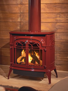 Stardance DV SDV30 Free Standing Vented Gas Stove