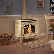 Radiance Free Standing Direct Vent Gas Stove