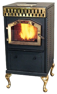 Baby Countryside Multi-Fuel Corn Stove
