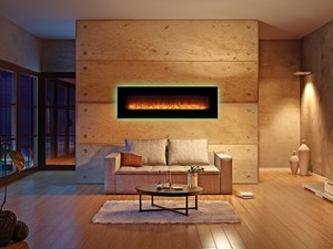 51 EF Electric Fireplace