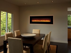 64 EF Electric Fireplace