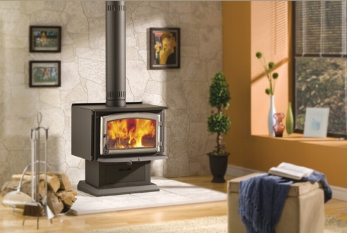 Solution 1.8 Wood Stove