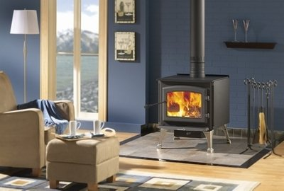 Solution 2.9 Wood Stove