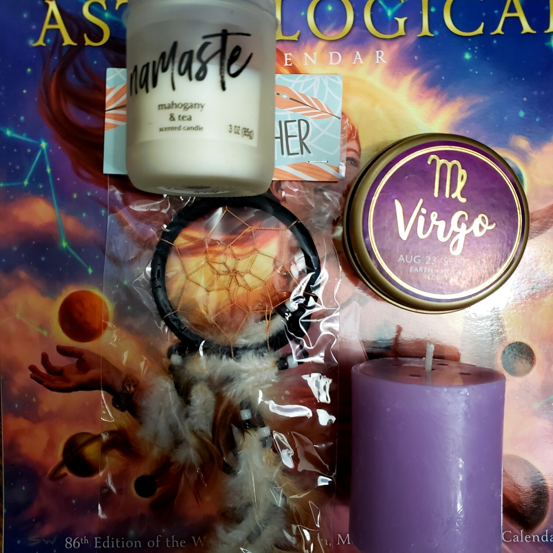 Virgo Selflove Healing Box