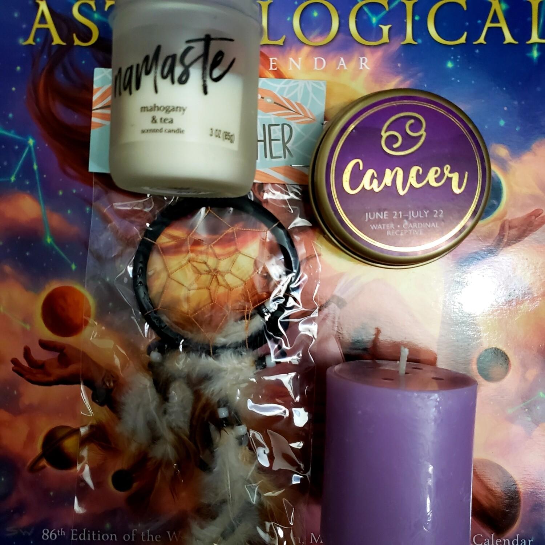 Cancer Zodiac - Box Selflove