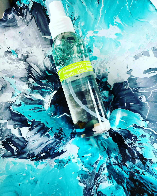 Nature Aura Spray-ZenagalleryCo.Stones