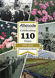 Allwoods - Celebrating 110 Years, continuing to grow