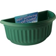"""14"""" Self Watering Wall Basket (2 pack)"""