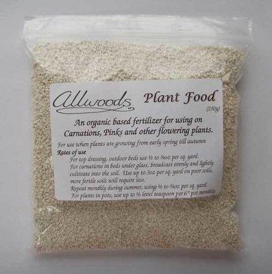 Allwoods Plant Food 250g
