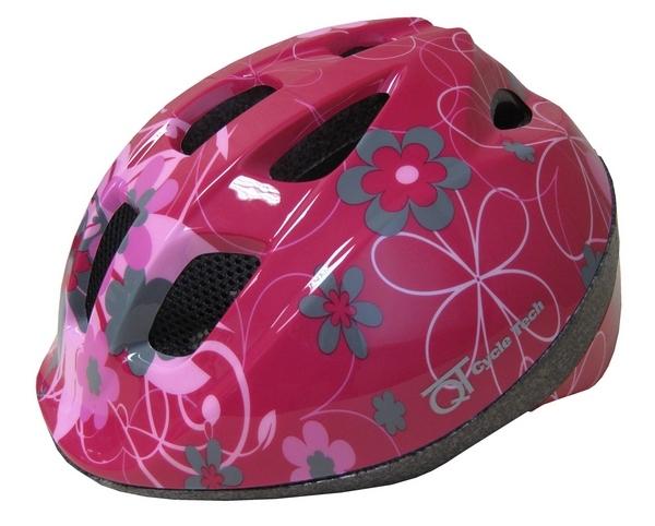 Helm Pink Flowers 01649