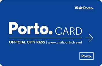 4 Dias Porto Card + Transporte  / 4 Days Porto Card + Transport