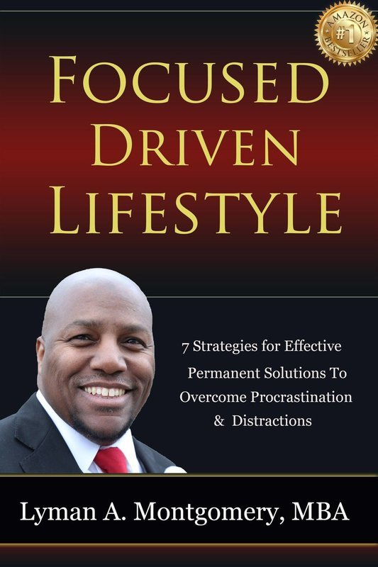 Focused Driven Lifestyle  (#1 Amazon Best Seller)