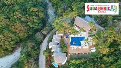 Casa Bonita Tropical Lodge (Barahona - Republica Dominicana)