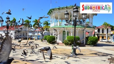 Dominicaanse Republiek, Republica Dominicana de Primera
