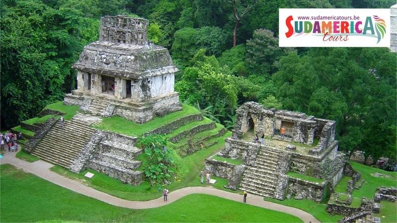 Mexico, Wonderen van Mexico