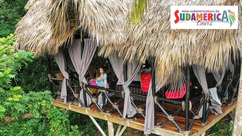 Dominican Tree House Village (Samana - Republica Dominicana)