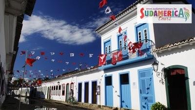 Casa Turquesa (Paraty, Rio de Janeiro - Brasil)