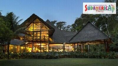 Hotel Inkaterra Reserva Amazonica, Inkaterra (Tambopata, Puerto Maldonado - Peru)