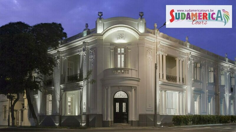 Hotel B, Relais & Chateaux (Lima - Peru)