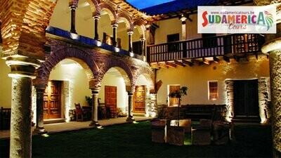 Hotel Inkaterra La Casona, Relais & Chateaux (Cusco - Peru)