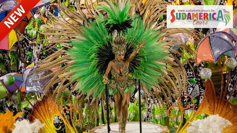 Brazilië, Magische Wereld van Brazilië (Carnaval 2022)