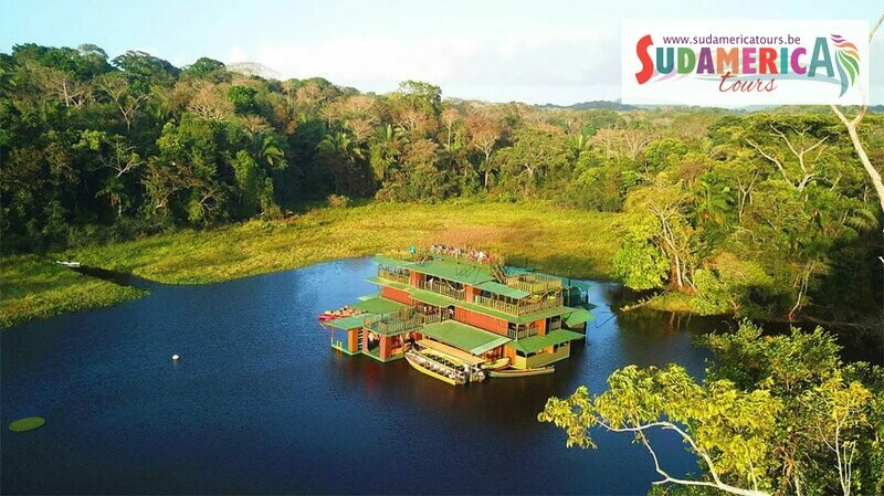 Jungle Boat Lodge (Gamboa - Panama)