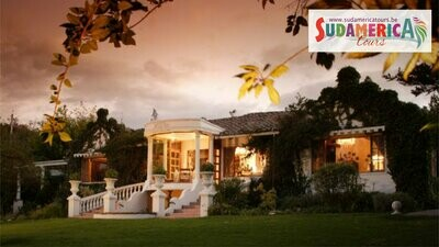 La Mirage Garden Hotel & Spa (Cotacachi - Ecuador)