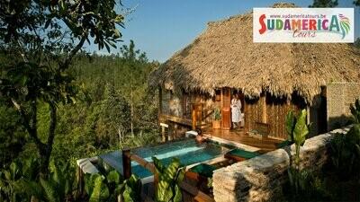 Blancaneaux Lodge (Cayo - Belize)