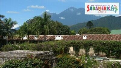 Casa Santo Domingo (Antigua - Guatemala)