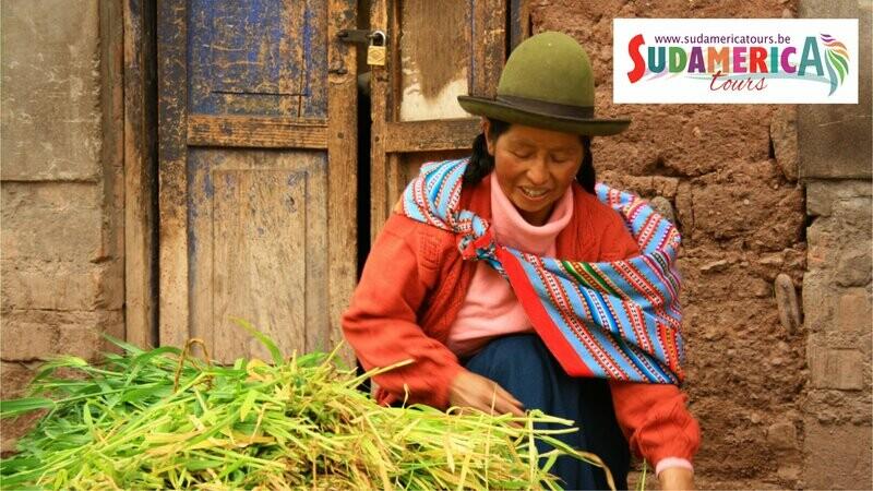Peru, Wonderen van de Andes