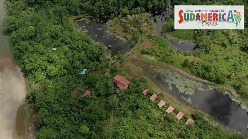 Maquenque Eco Lodge & Treehouse (San Carlos - Costa Rica)