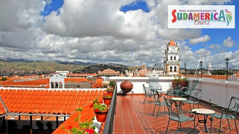 Hotel Parador Santa Maria La Real (Sucre, Bolivia)