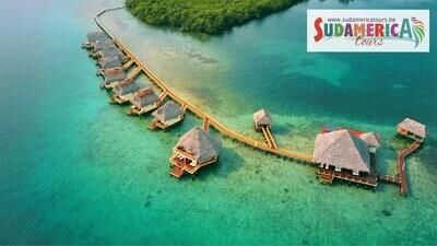 Hotel Punta Caracol Acque Lodge (Bocas del Toro - Panama)